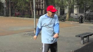 workout в 89 лет