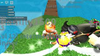 (part 2) roblox Playing death run (ft •sockpuppet•)