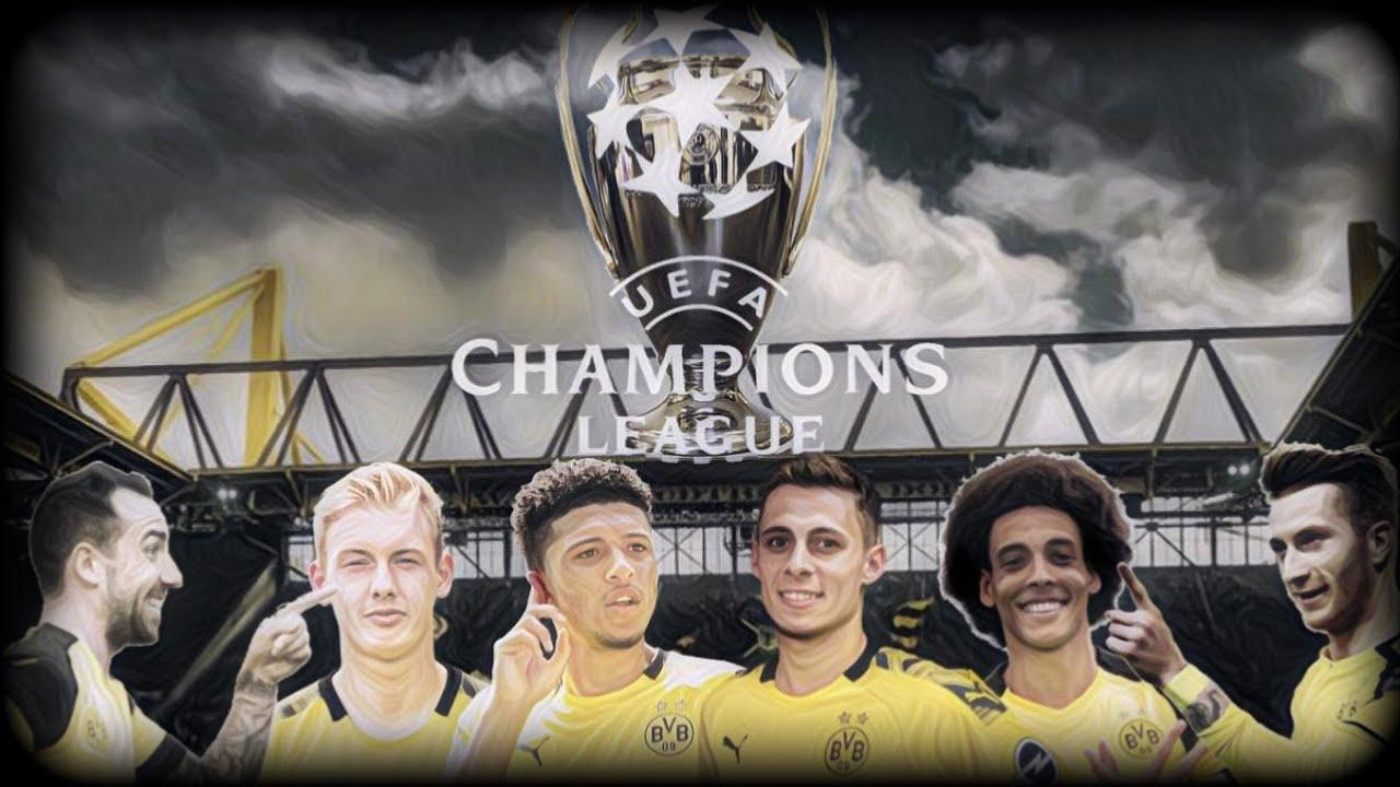 Bvb Champions League 2019