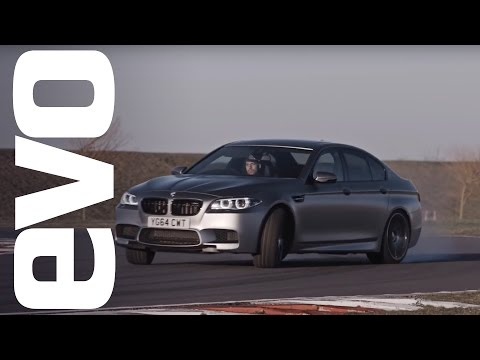 BMW M4 vs BMW M5 | evo DEADLY RIVALS