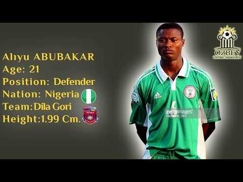 Aliyu Abubakar Best Moments