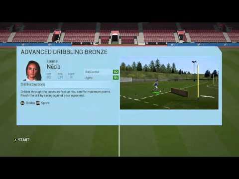 FIFA 16 Womens Gameplay - USA v Mexico