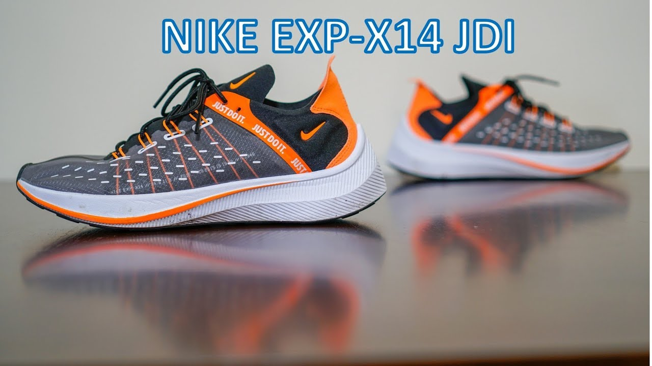 ReviewOn Feet Nike EXP 14 Just Do It Review