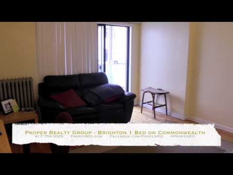 Brighton Apartment Boston Apartment for Rent 1 Bed on Commonwealth Ave Proper Realty Group
