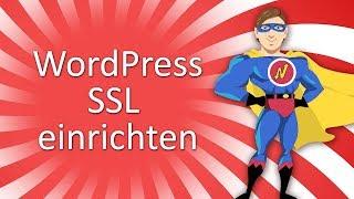 WordPress SSL einrichten mit SSL Zertifikat für https Verschlüsselung