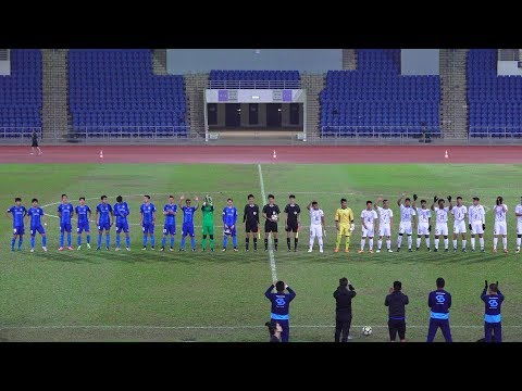 ◆ (Highlight) Kitchee U18 vs Northern Mariana Island National Team ◆ Friendly Match 2017