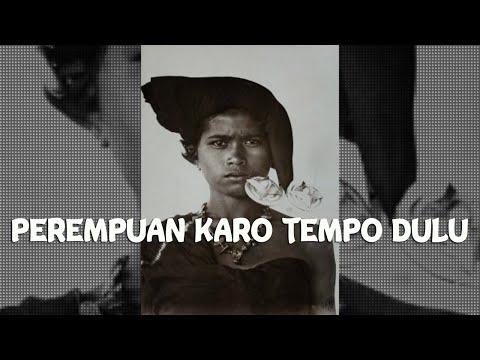 perempuan-wanita-orang-suku-kalak-karo-tempo-dulu