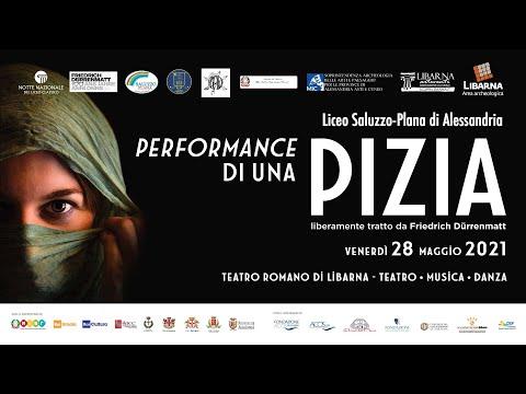 Pizia - Notte Nazionale del Liceo Classico 2021 a Libarna