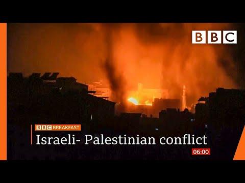Netanyahu vows to continue strikes - Israel Gaza conflict @BBC News live 🔴 BBC