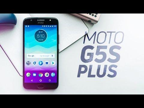 Motorola Moto G5S Plus (4GB) Review Videos