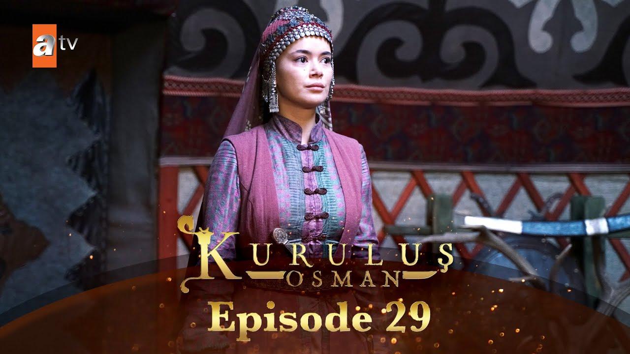 Kurulus Osman Urdu | Season 2 - Episode 29