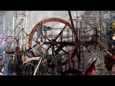 Christian Marclay: Meta-Concert / Performance at Museum Tinguely