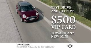Test Drive Sales Event  | Sept. 22 - 29th | Towne MINI