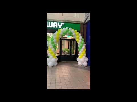 Balloon Doorway Arch