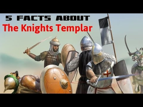 5 Facts About the Knights Templar