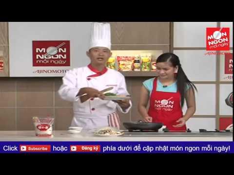 Món ngon mỗi ngày: Cách làm món bún gạo xào chao đỏ