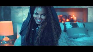 janet jackson no sleeep feat j cole music video