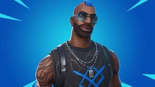 *LEAKED* FORTNITE ANARCHY AGENT SKIN IN-GAME WITH NEW EMOTES