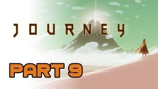 JOURNEY Walkthrough Part 9: Ending and Credits