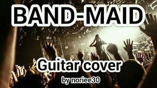 BAND-MAID CROSS  cover