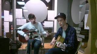 Tigers Jaw - Between Your Band And The Other Band (Acoustic) 4-28-11