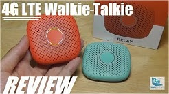 REVIEW: Relay - 4G Smart Walkie Talkie, Screen-Free Cell Phone!