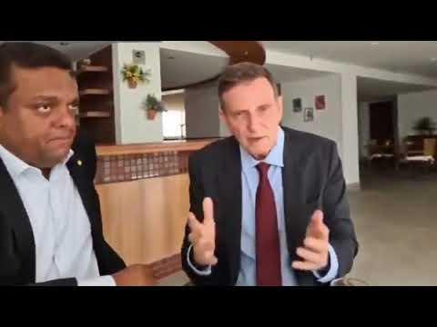 Crivella diz que haverá pedofilia nas escolas, caso Paes seja eleito