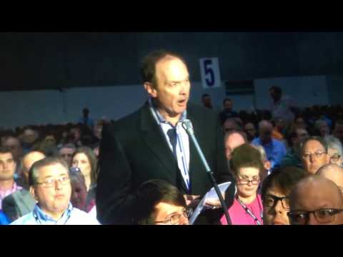 James Merritt - Against Confederate Battle Flag and for the Kingdom