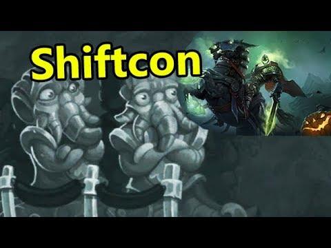 Hearthstone Tavern Brawl: ShiftCon... THIS ISN'T HALLOWS END