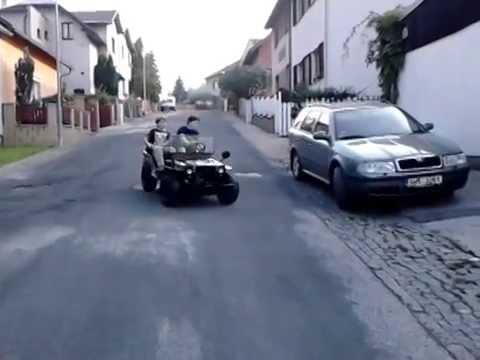 Dětský Jeep Willys