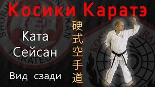 Ката Сейсан. Вид сзади (Kata Seisan. Back view) / Косики Каратэ(Ката Сейсан. Вид сзади (Kata Seisan. Back view). Косики Каратэ / Koshiki Karate / 硬式空手道 Подписка на канал: http://www.youtube.com/user/KarateK..., 2015-10-16T20:49:13.000Z)