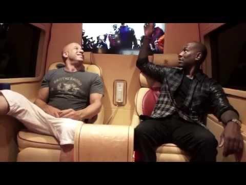 Tyrese surprises Vin Diesel with birthday gift