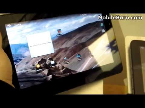 ViewSonic ViewPad 10s video preview