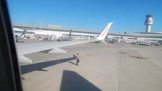 Toronto to Montego Bay on Sunwing Airlines 737 1080p HD