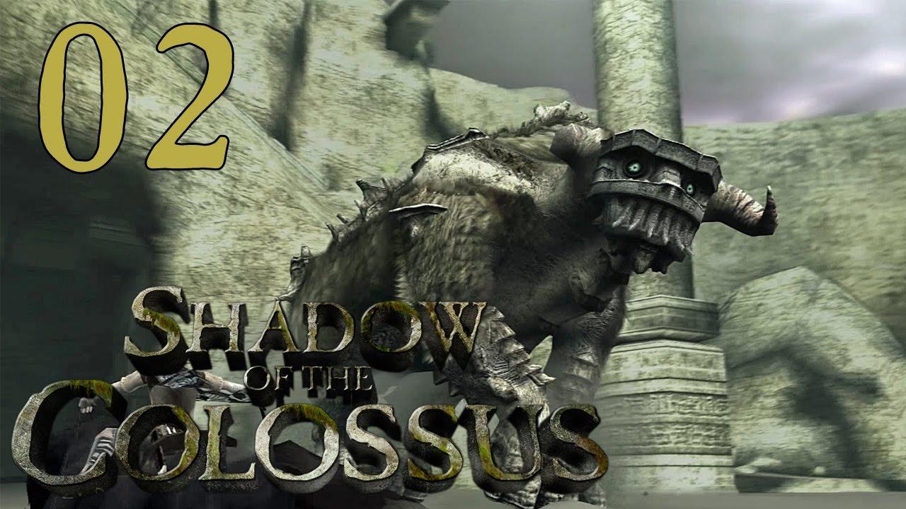Colossus #2 - Quadratus - Shadow Of The Colossus HD - Let ...