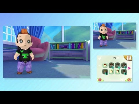 Demo Friend - I Love My Little Boy (3DS)
