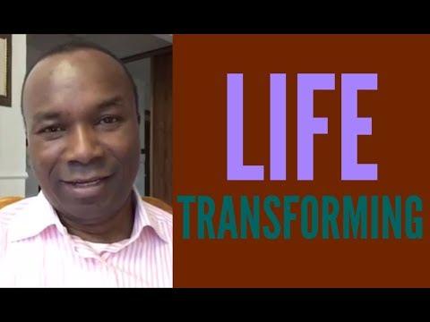 2016-8-28: LIFE TRANSFORMING