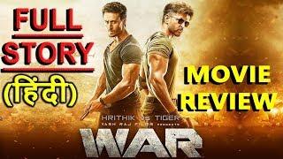 War Movie | Full Story | Hindi | Tiger Shroff,Hrithik Roshan,Vaani Kapoor