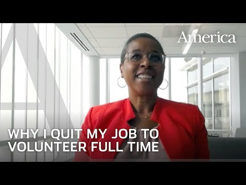 Why I quit my job to join the Jesuit Volunteer Corps | Faith in Focus