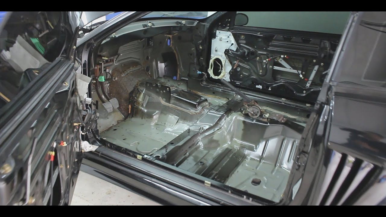 Mustang Factory Sound Deadening Removal How Much Does It Really Weigh