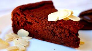 ПРОСТОЙ Шоколадный Торт БЕЗ МУКИ | Всего 2 ПРОДУКТА