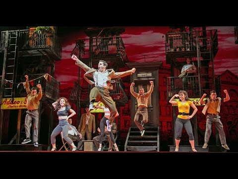 A Bronx Tale: The Musical at Paper Mill Playhouse