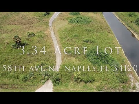 Vacant Land in Collier County!
