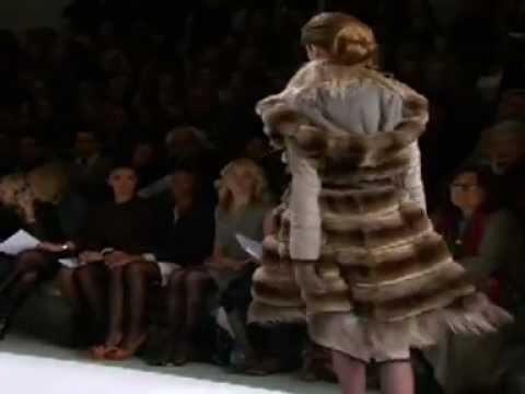 Dennis Basso Fall/Winter 2011- Mercedes-Benz Fashion Week