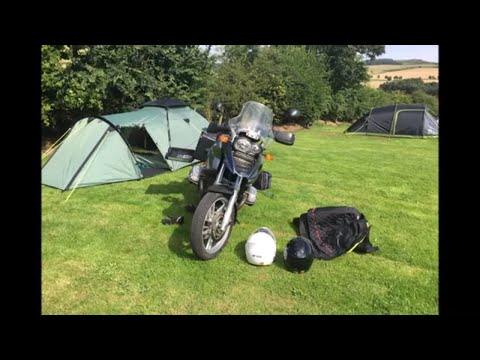 Khyam Adventure Biker Tent - Preview