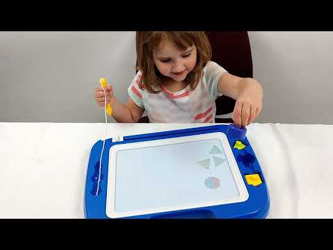 Review of SGILE Magnetic Drawing Board