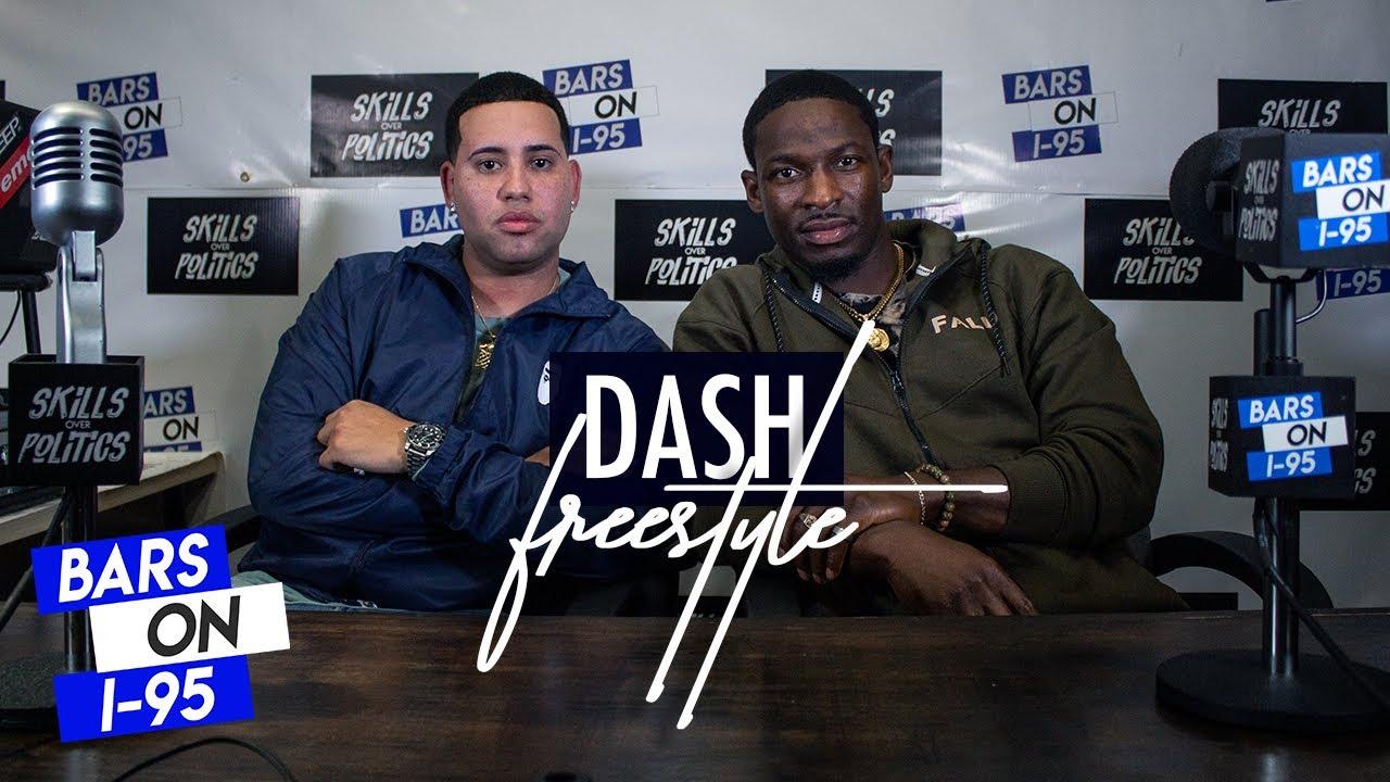 Dash Flash Bars On I-95 Freestyle