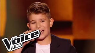 The Voice Kids 2016 Steven Adieu Cœur De Pirate Blind Audition