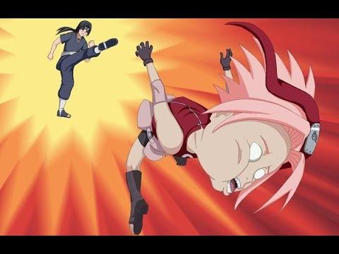 Itachi Uchiha Vs Sakura Haruno Naruto ninja Storm Gameplay ...