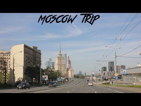BMX MOSCOW TRIP (DUBBMX STREET SERIES JAM 2017)